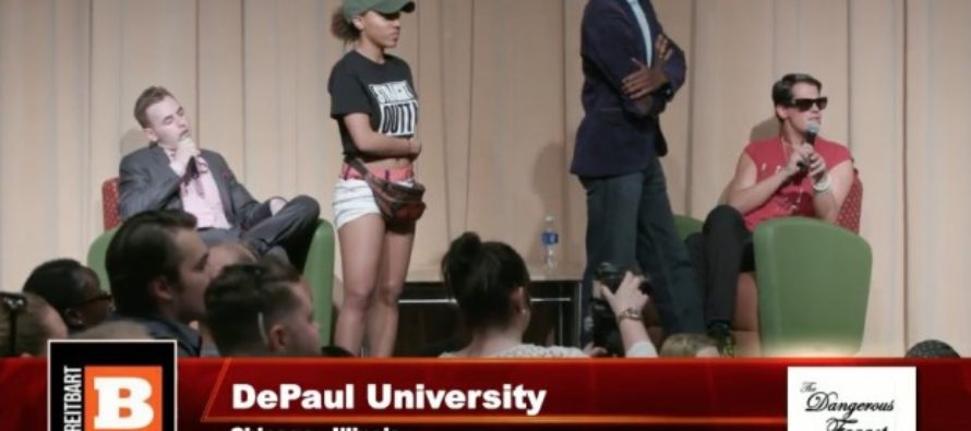 BLM Hoodlums Rush Stage At Conservative Event…Watch How Security Responds [VIDEO]