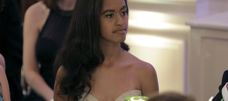 Malia Obama Makes HUGE Announcement… Outrage Ensues