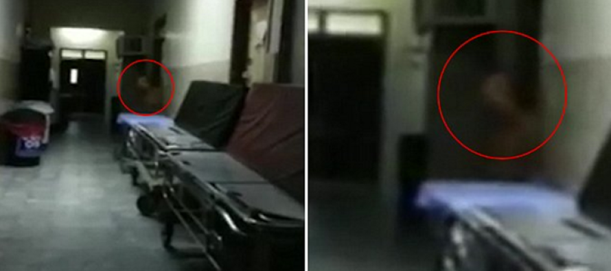 Chilling Footage from Inside 'Haunted' Hospital Will Send Chills Up Your Spine [VIDEO]