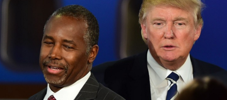 Trump Makes MAJOR Announcement About Ben Carson