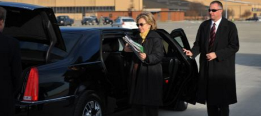 Hillary Caught Doing THIS… This Could Ruin Her