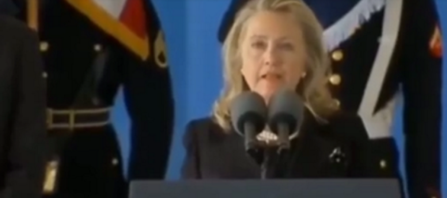 Hillary Panicking After THIS Damning Footage Goes Viral… [VIDEO]