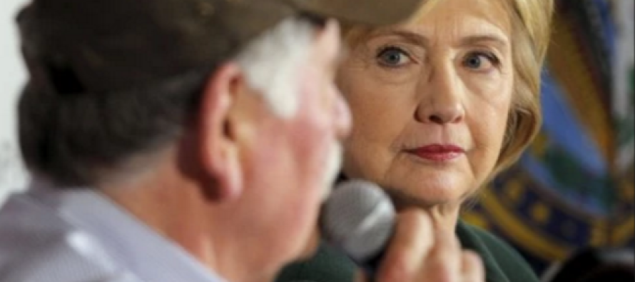 Hillary Insults Marine… Gets a NASTY Response!