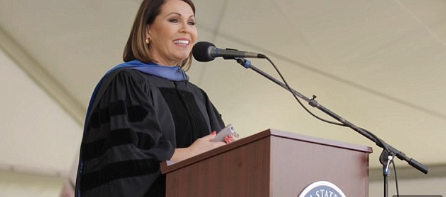 News Anchor Attacks Trump During Commencement Speech… Gets a NASTY Response!