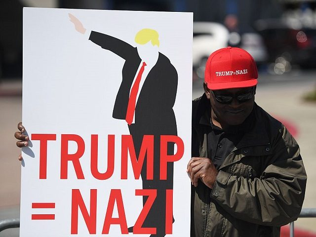 Trump May Day