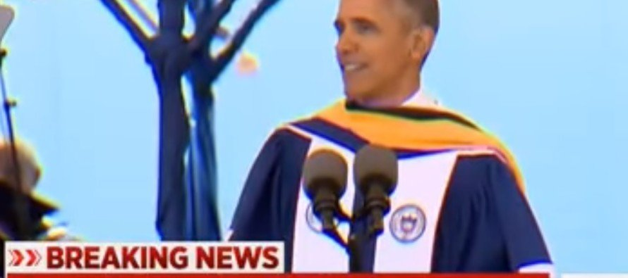 WHAT! Obama STRIKES Out At White Kids With THIS Racist Comment… [VIDEO]