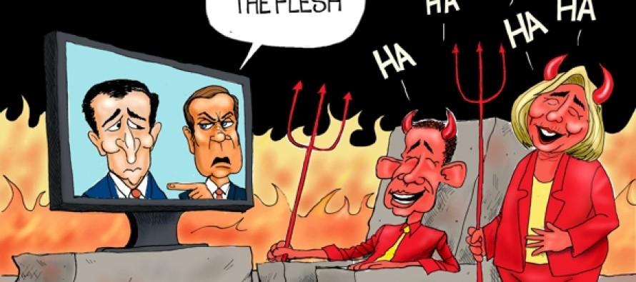 Speak Of The Devils (Cartoon)