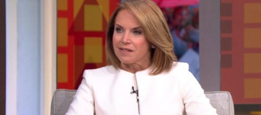 "BUSTED! Audio Reveals Katie Couric's ""Deceptive"" EDITS In Gun Documentary!"