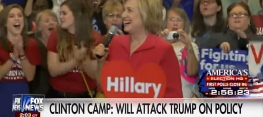 Hillary GUNNING To Take Miner's Jobs But Just Promised THIS To Them As Recompense – She's Lost IT! [VIDEO]