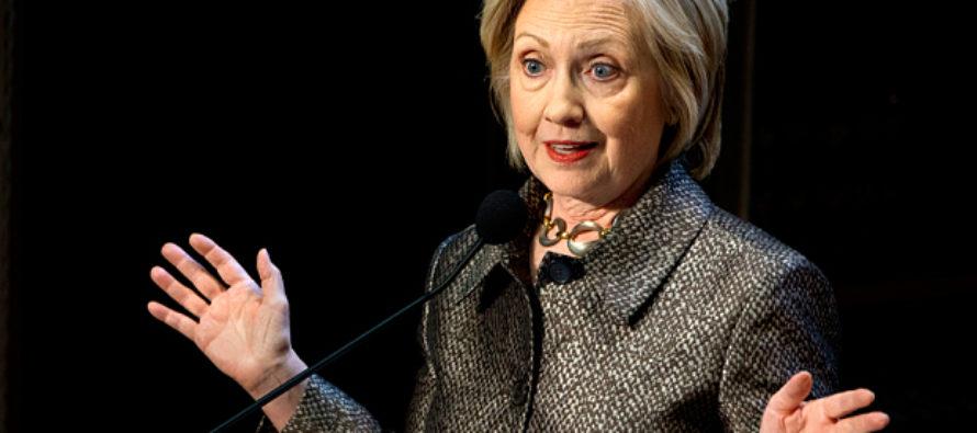 BREAKING: Hillary Releases TERRIFYING Plan – Dissolve U.S. Border Within 100 Days…