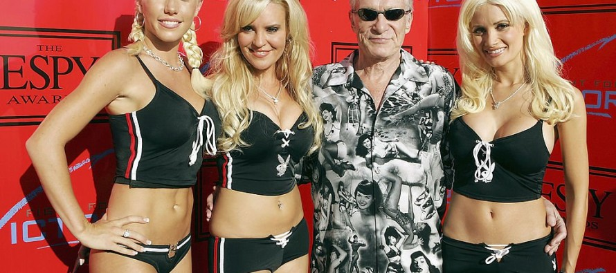 Former Playboy Playmate Drops Bombshell About the Playboy Mansion