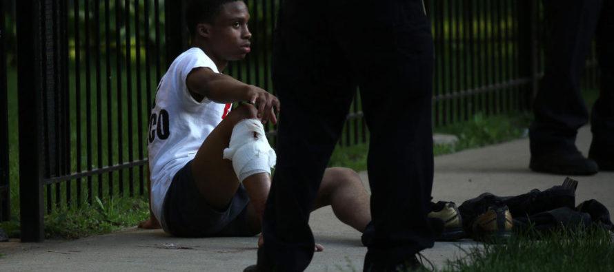 HORROR: Dozens Shot in Terrifying Memorial Day Shooting Spree
