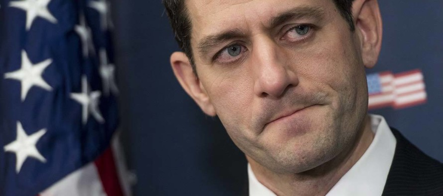 BOOM: After Refusing to Support Trump, Paul Ryan Gets BAD News