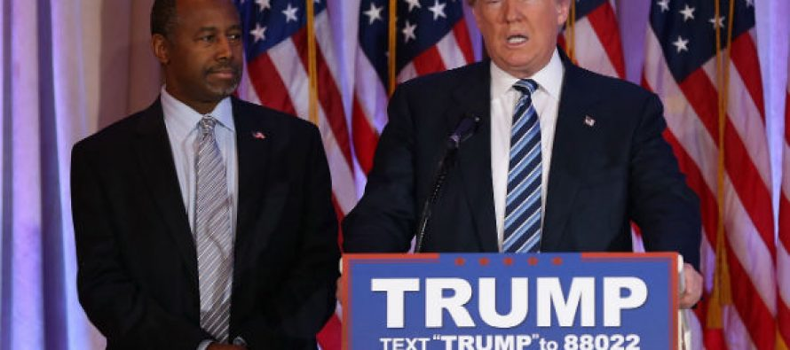 Ben Carson: Trump May Choose A Democrat For His Running Mate – As Long As They Do THIS!