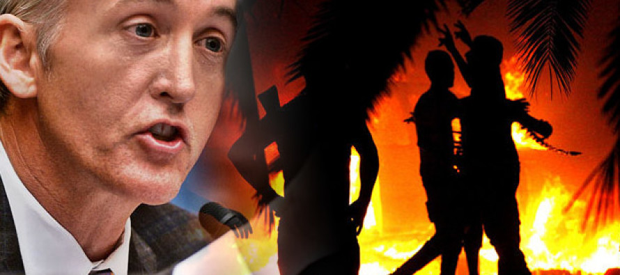 BREAKING: Trey Gowdy ATTACKED By Pentagon – As He REFUSES To Give Up On Benghazi