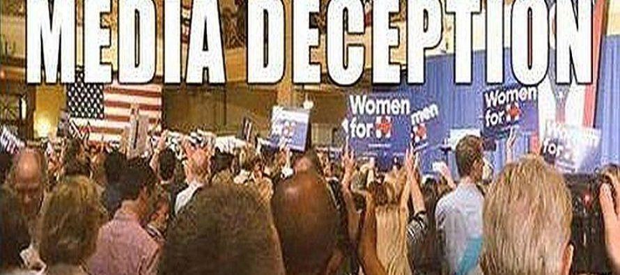 Meme DESTROYS Liberal Media's POV on Hillary
