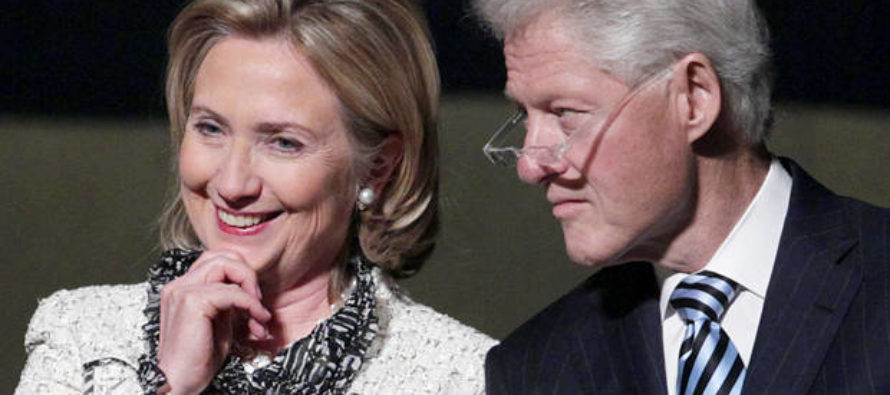 Damning Truth About the Clinton Foundation Comes to Light… CRIMINAL ACTIVITY?