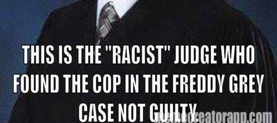 BRUTAL MEME Destroys Liberal Claims of Racism Against Freddie Gray
