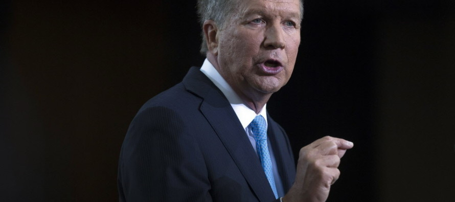 What John Kasich Says About Homosexuals Might Make You Uneasy