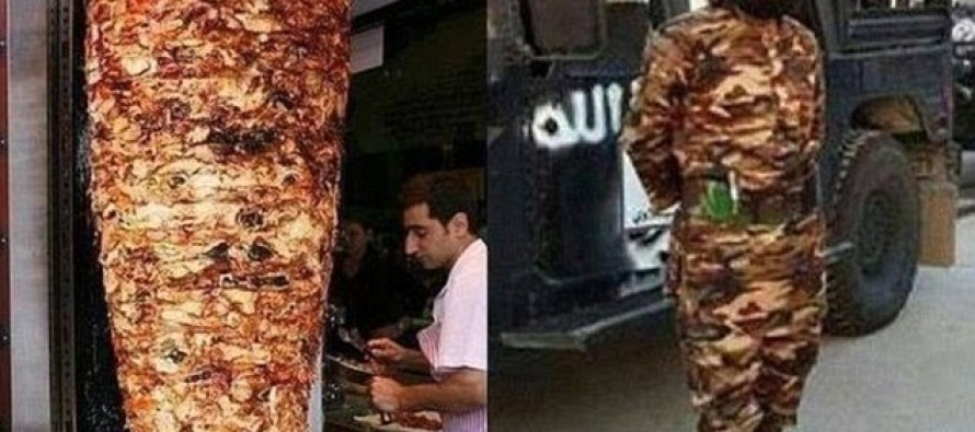 BREAKING: Military Confirms That Air Strike Killed ISIS Leader Who Was Mocked for Looking Like Kebab