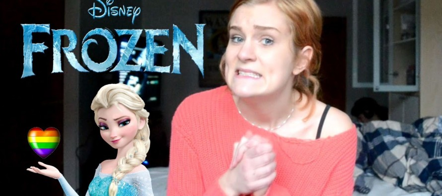 """LIBERALS Cry For A PLOT Twist In Next """"Frozen"""" Movie – Princess Charming?"""