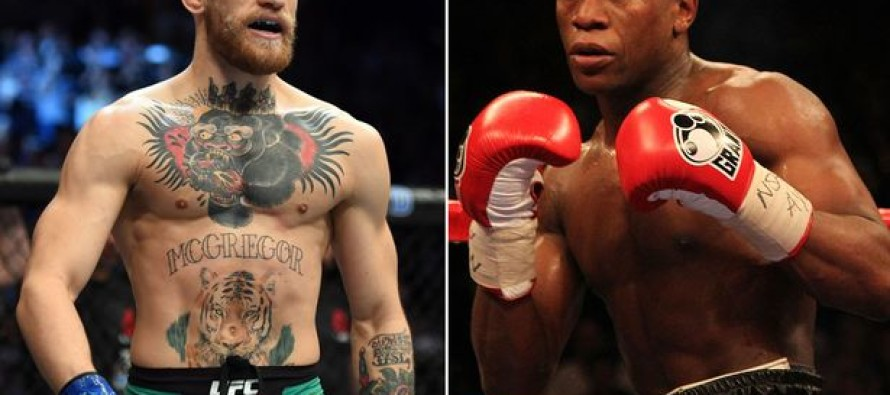 Floyd Mayweather: I'm Coming Out of Retirement to Fight UFC Star Connor McGregor