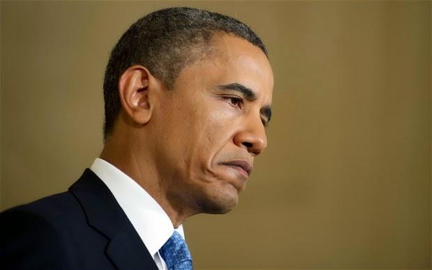 obama-frowning