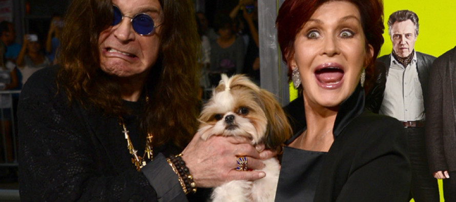 After 33 Years, Sharon Osbourne Kicks Ozzy Osbourne Because of This