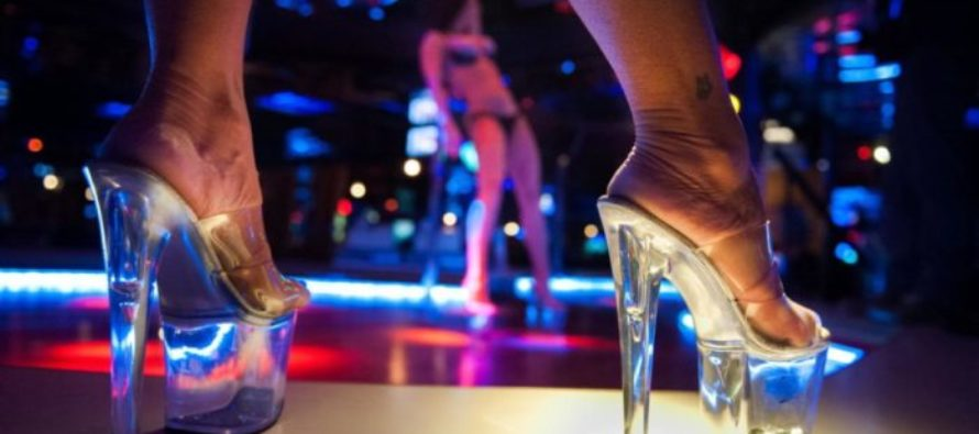 STRIP Club Displays THIS Special Message To Graduating Students – OUTRAGE Ensues!