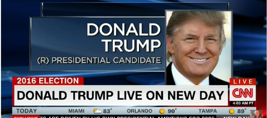 Trump OBLITERATES Smug CNN Host on Live TV [VIDEO]