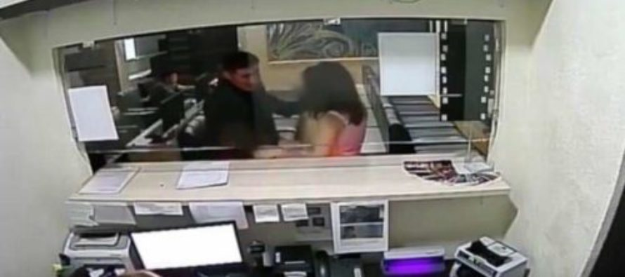 Topless Woman Attacks After Security Guard Tells Her Not to Smoke