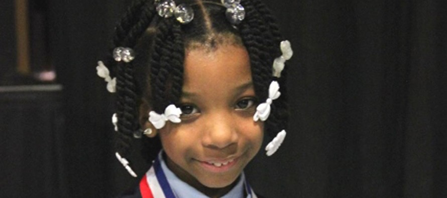 First-Grader Can Literally Do ANYTHING – Wins Competition Without THIS [VIDEO]
