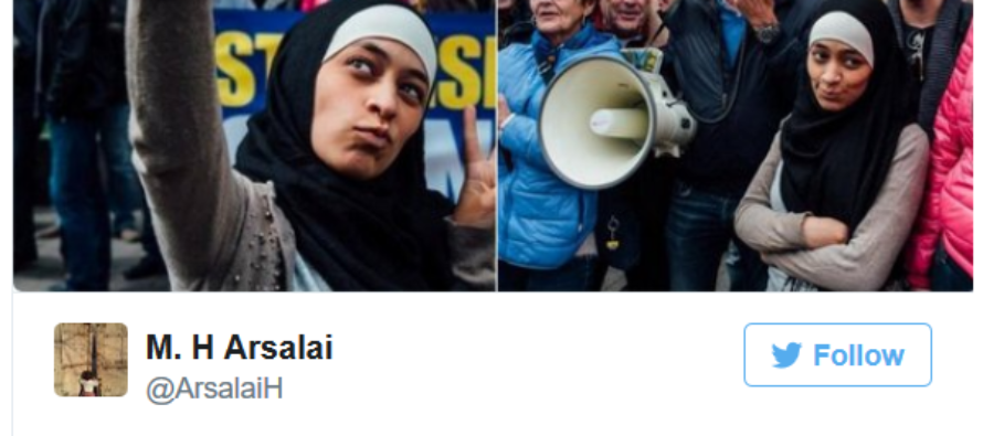 Media Hails Muslim Teen as 'Peace Activist,' Then She Does THIS