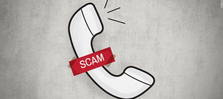 IRS Tax Scammer Believes He's Caught Another Victim – Then GOD Intervenes [VIDEO]