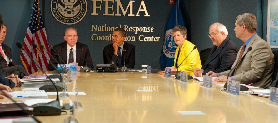 ALERT: Obama's FEMA Preparing For 'Social Unrest'