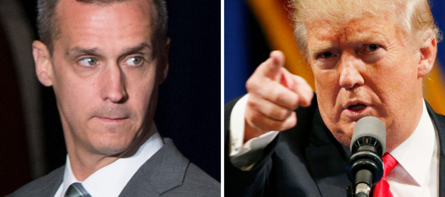 BREAKING: Trump FIRES Campaign Manager Corey Lewandowski