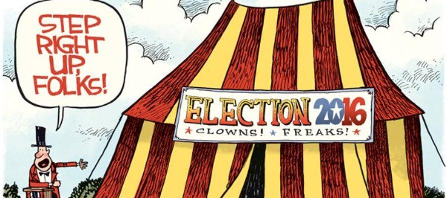 2016 Circus (Cartoon)