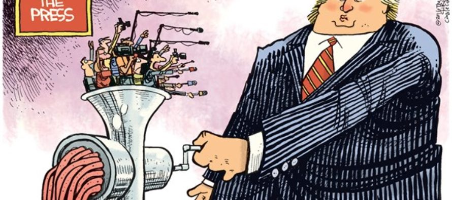 Meat the Press (Cartoon)