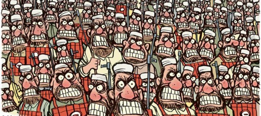 Lone Wolves (Cartoon)