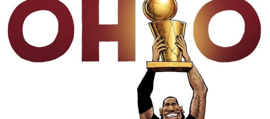 NBA Champions (Cartoon)