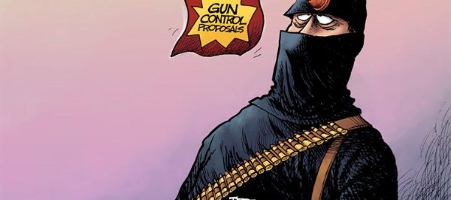 Terrorism Control (Cartoon)