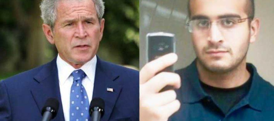 BOOM: George Bush HUMILIATES Obama After Orlando Attack [VIDEO]