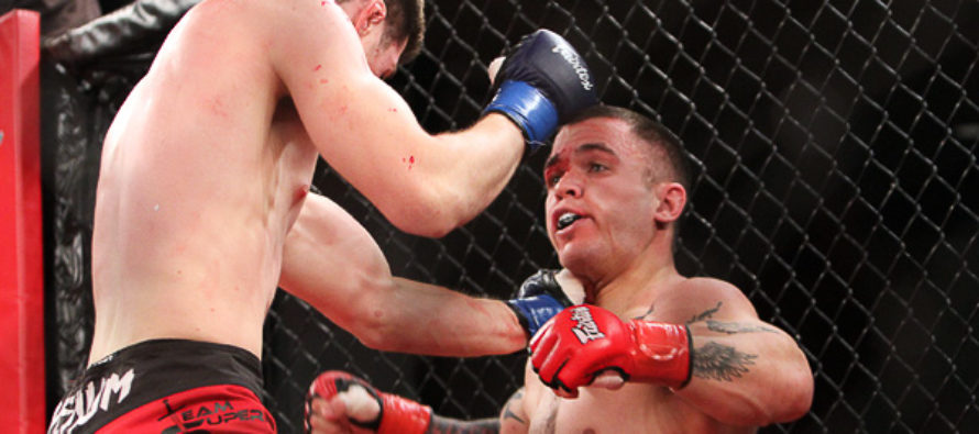 VIDEO: A Dwarf Becomes Professional Mixed Martial Arts Fighter in Bellator