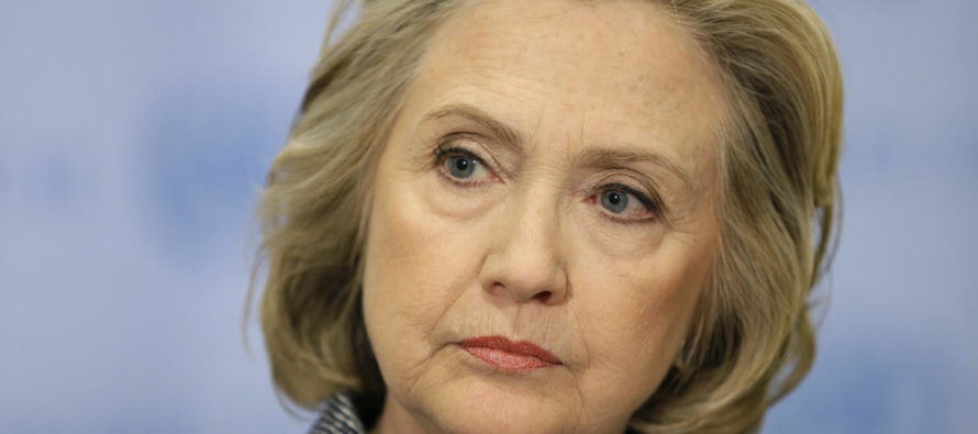 BREAKING: FBI Issues Brutal Warning to Hillary About Investigation
