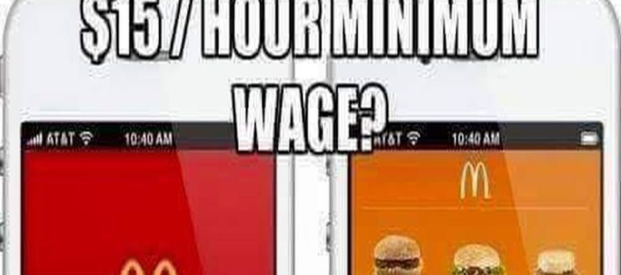 What Liberals Think About Increasing Minimum Wage DESTROYED [Meme]
