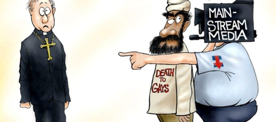 Christianophobia (Cartoon)