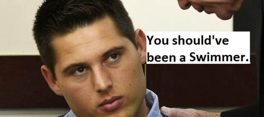 Vanderbilt football player GUILTY in rape trial, gets more jail than a Rapist Swimmer