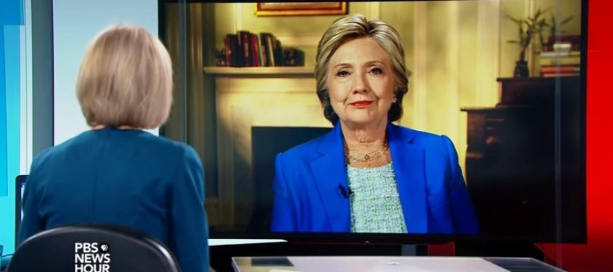 Hillary Makes SICKENING Benghazi Claim in Shocking New Video