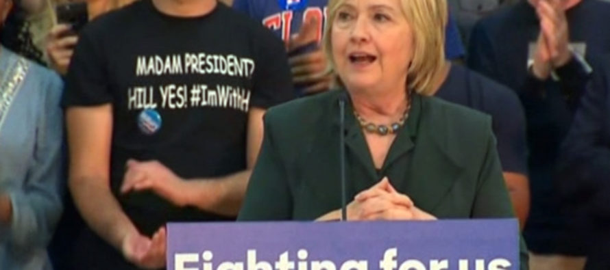 SICKENING! Hillary Clinton Is Fundraising Off Of Orlando Massacre – And How She's Doing It, Is VILE…