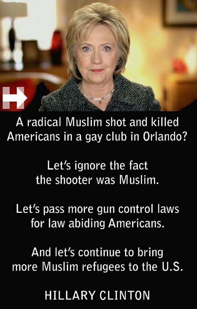 Hillary Muslim 750